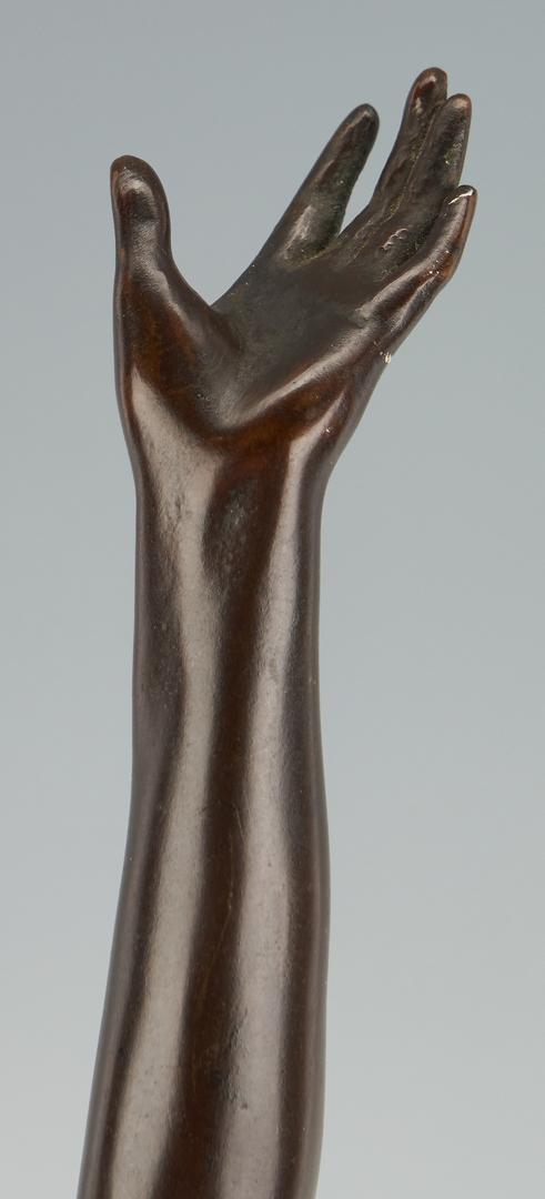 Lot 131: Harriet Frishmuth Bronze Sculpture, The Star