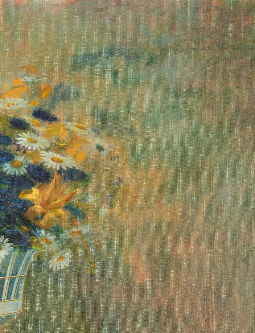 Lot 170: Pauline Wallen O/C, TN Still Life Painting