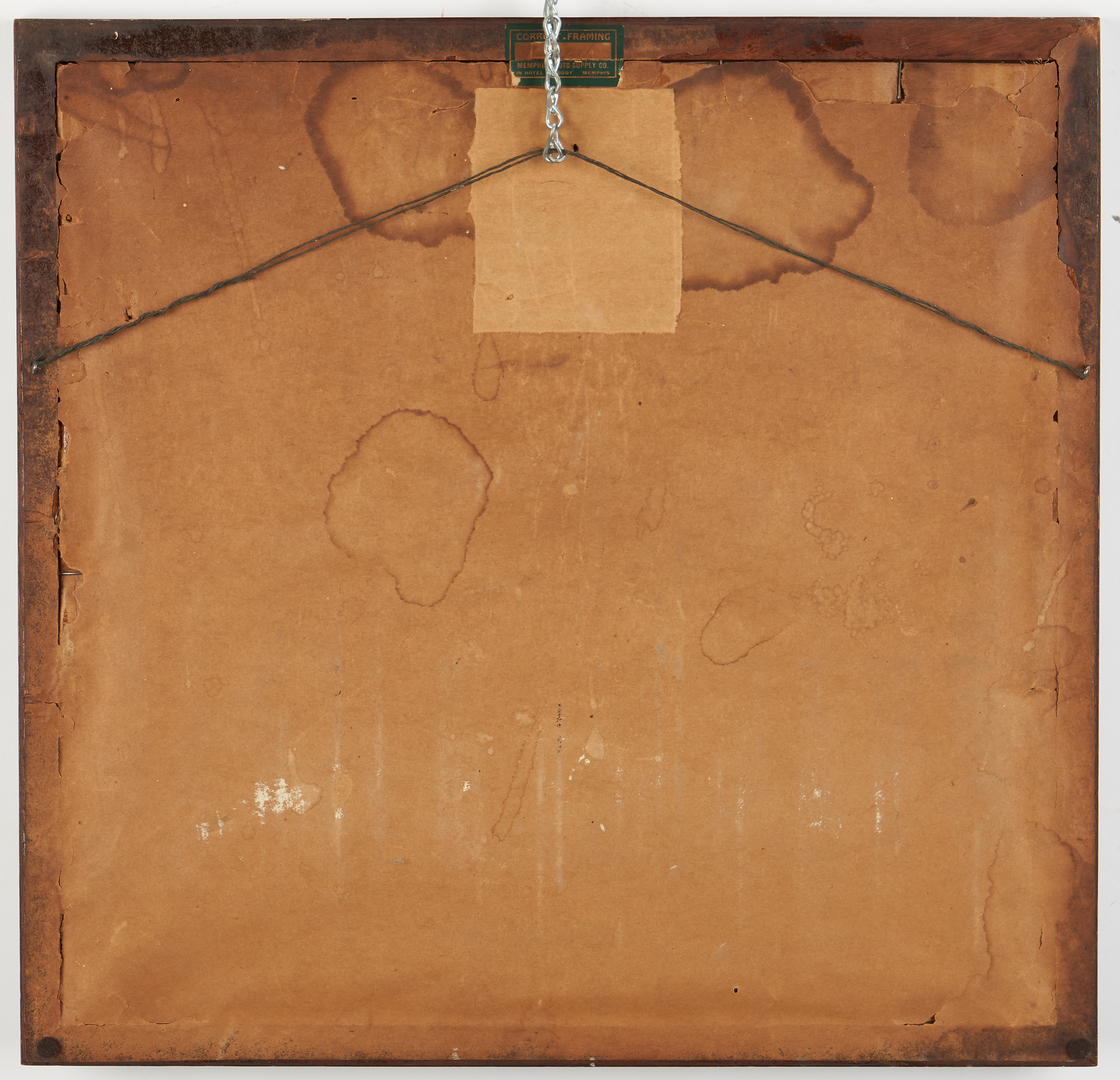 Lot 205: Nashville, Tennessee 1836 Sampler