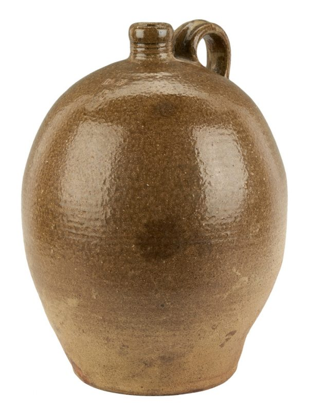 Lot 216: Daniel Seagle 5 gallon jug