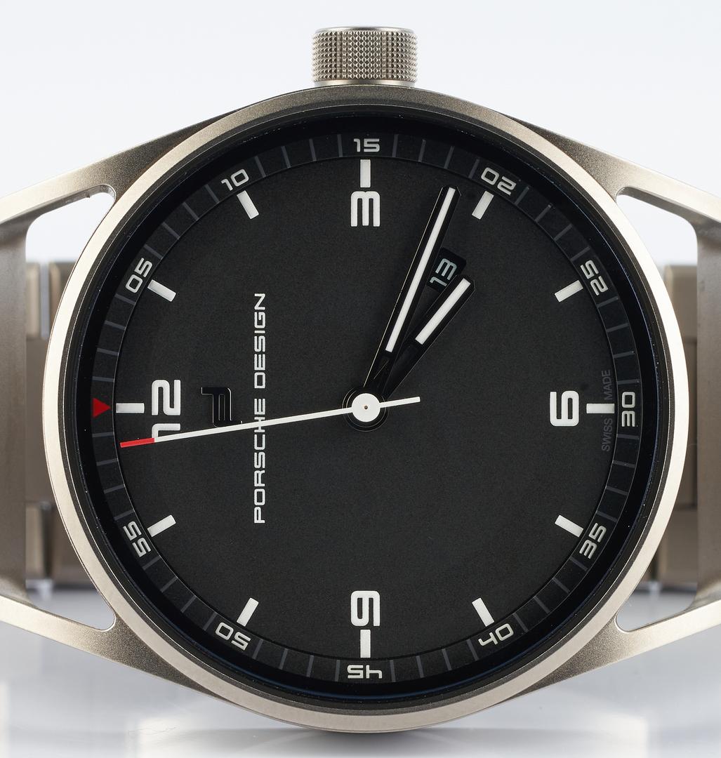 Lot 264: Porsche Design 1919 Datetimer Wrist Watch