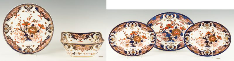 Lot 307: 5 Royal Crown Derby Porcelain Serving Pieces