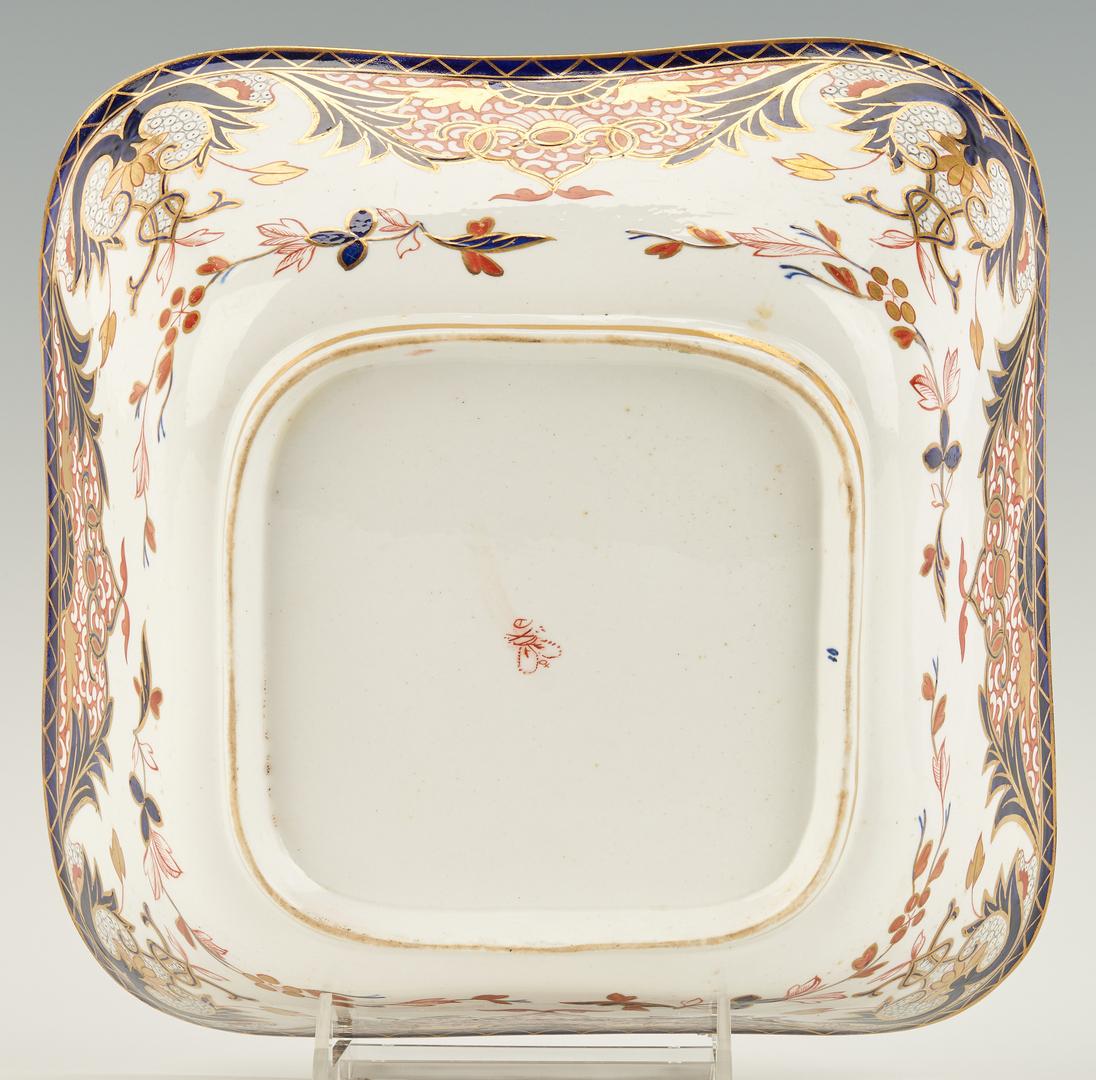 Lot 307: 5 Royal Crown Derby Porcelain Serving Pieces