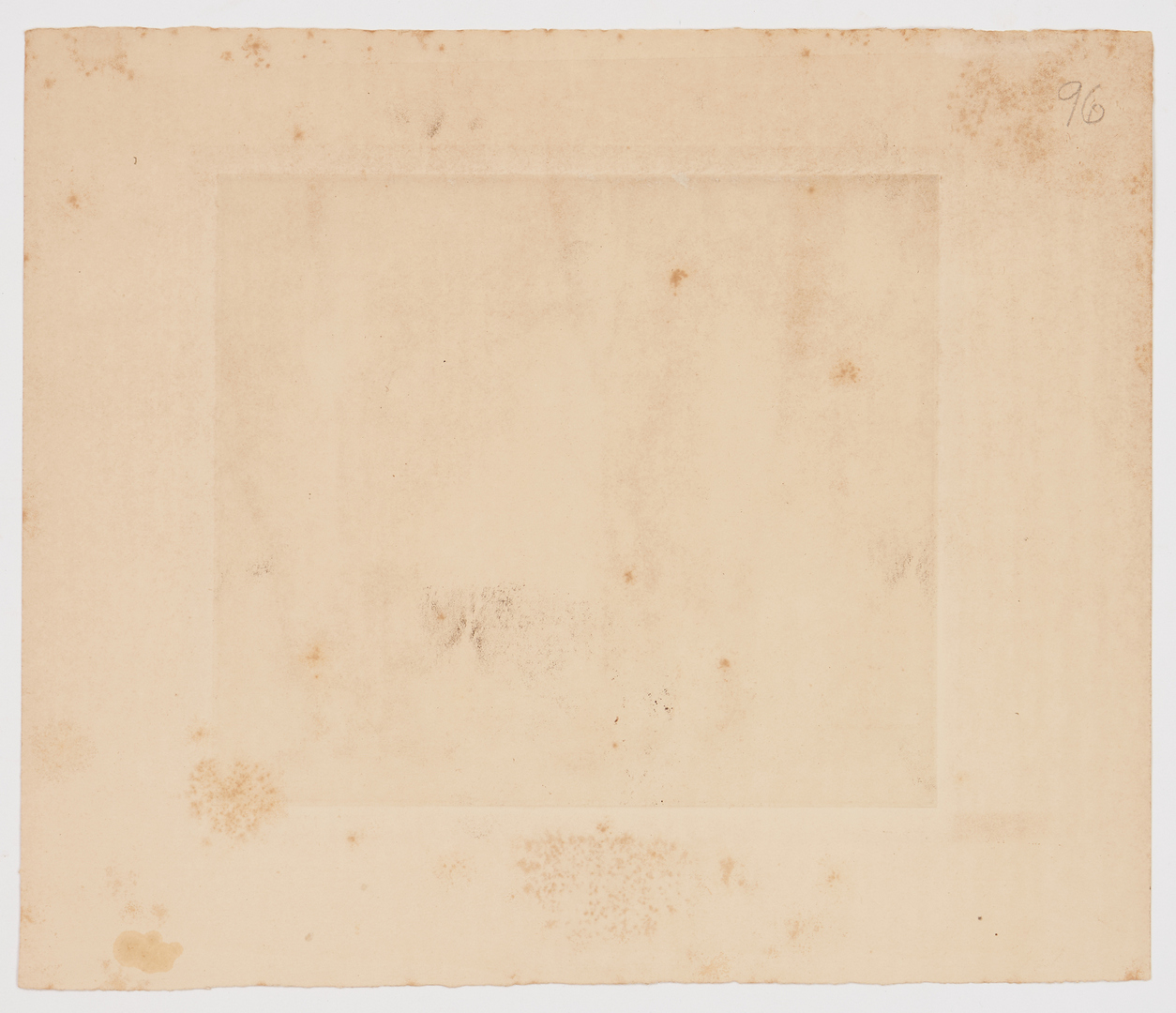 Lot 335: Alfred Hutty and Chauncey Ryder Landscape Etchings, 2 items