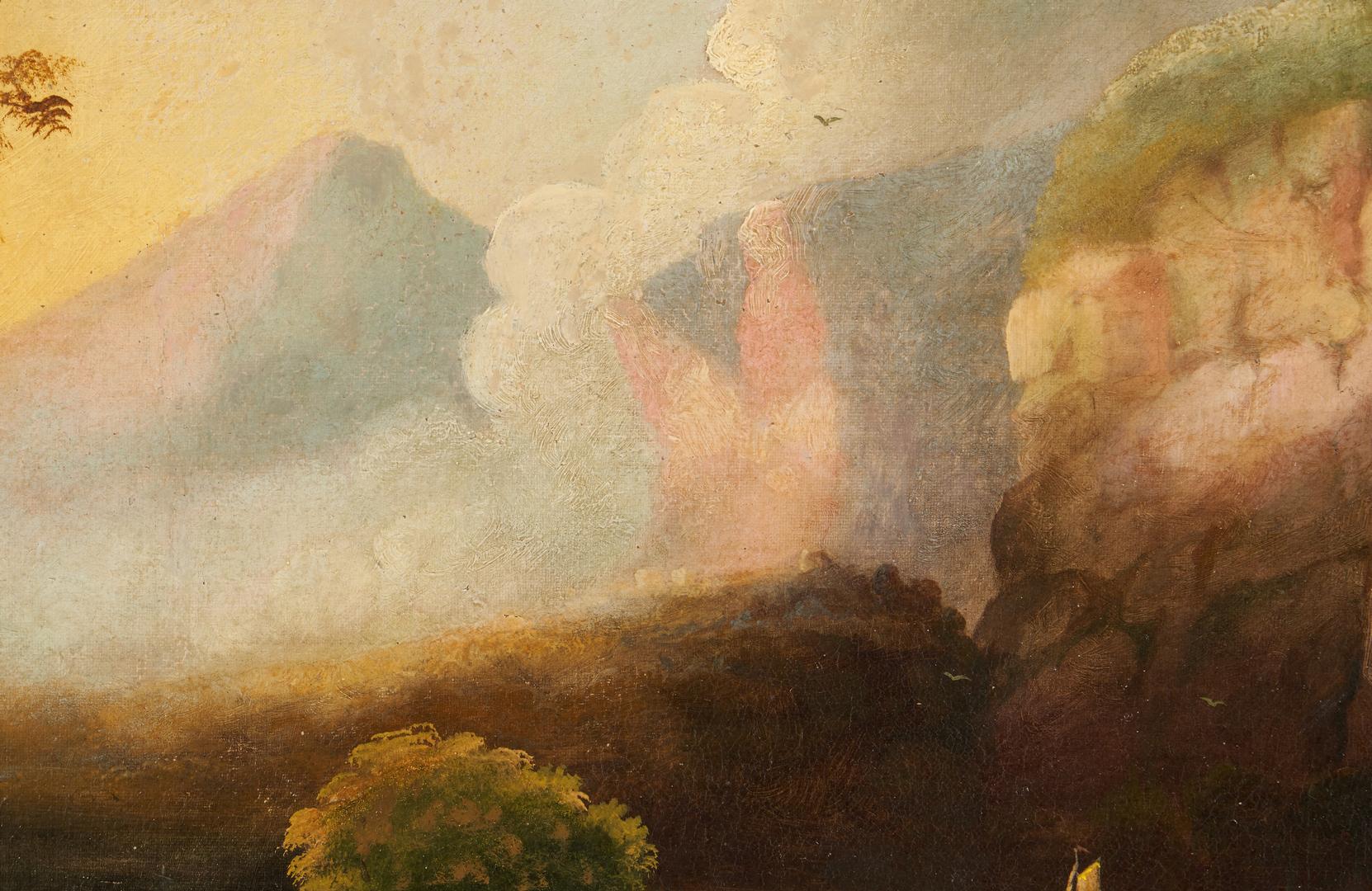 Lot 349: Hudson River School Painting, Catskills