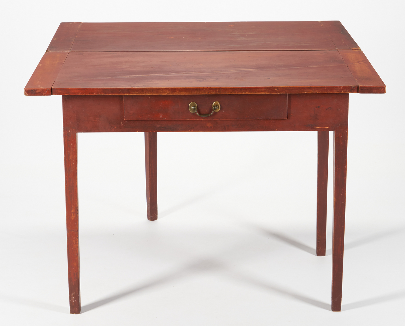 Lot 417: Federal Painted Maple Game Table