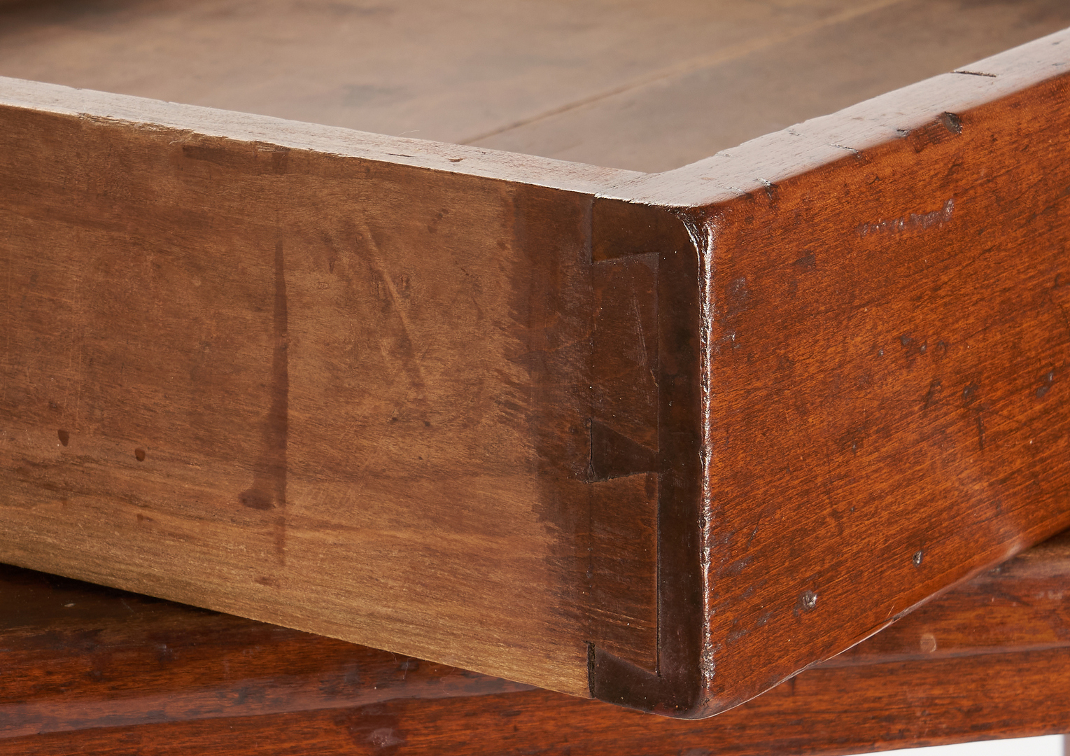 Lot 434: West Tennessee One Drawer Table