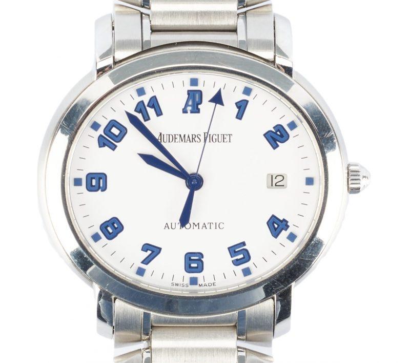 Lot 46: Audemars Piguet Millenary Wrist Watch