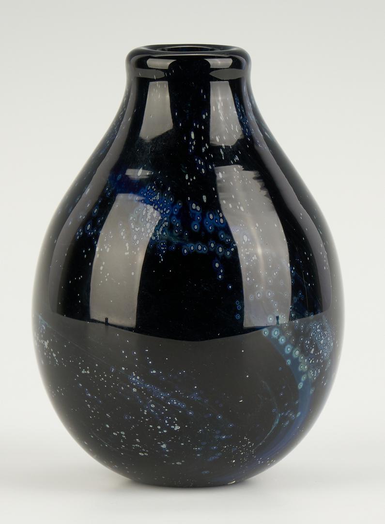Lot 549: 12 Studio Art Glass Items, incl. Robert Levin
