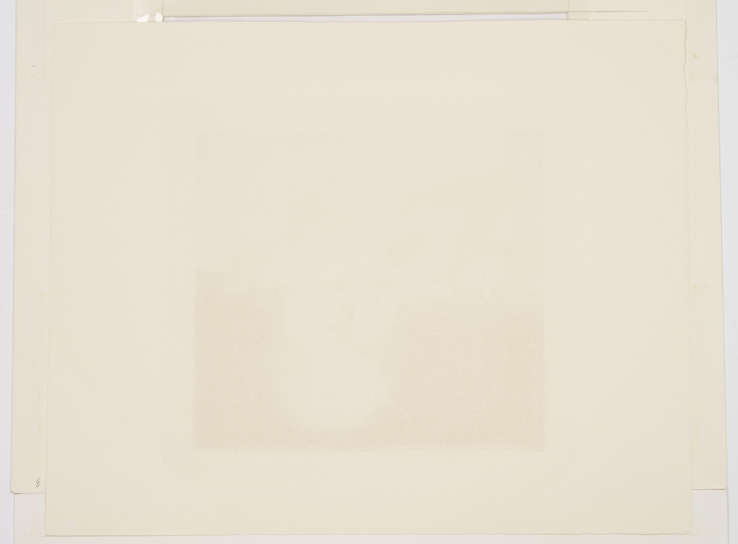 Lot 574: 2 Will Barnett Artist Proof Prints, incl. Reflections, The Zither