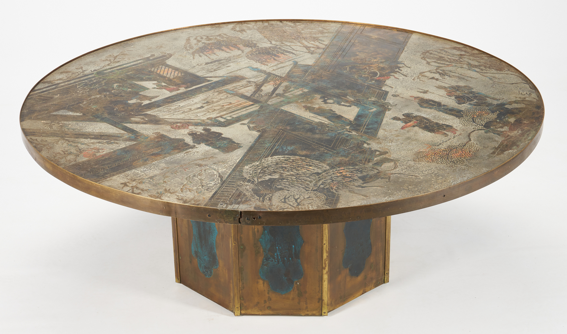 Lot 584: Philip and Kelvin Laverne Chan Coffee Table