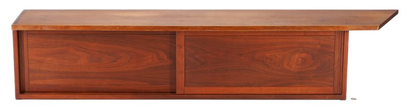 Lot 585: George Nakashima Wall Cabinet