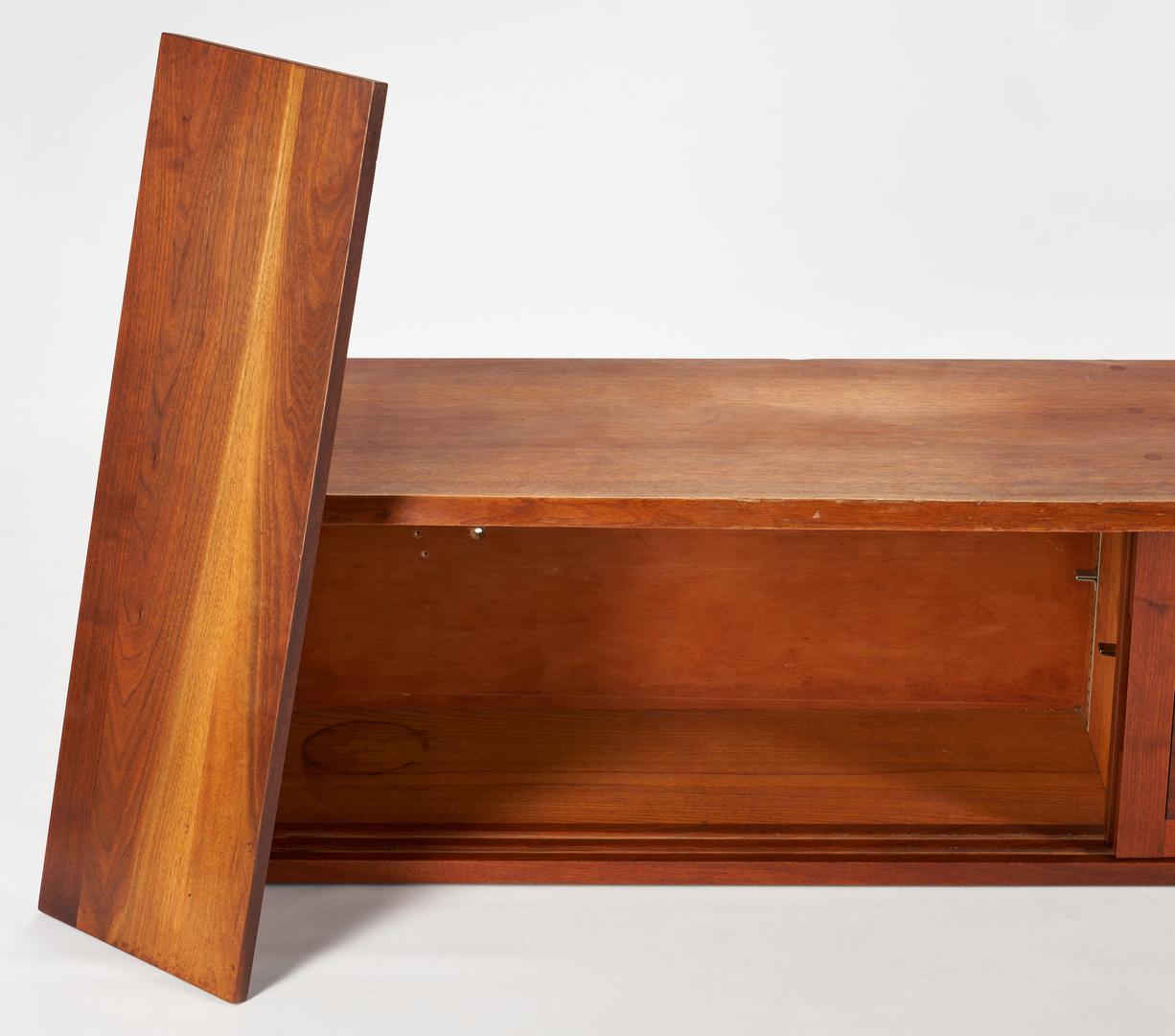 Lot 585: George Nakashima Wall Cabinet