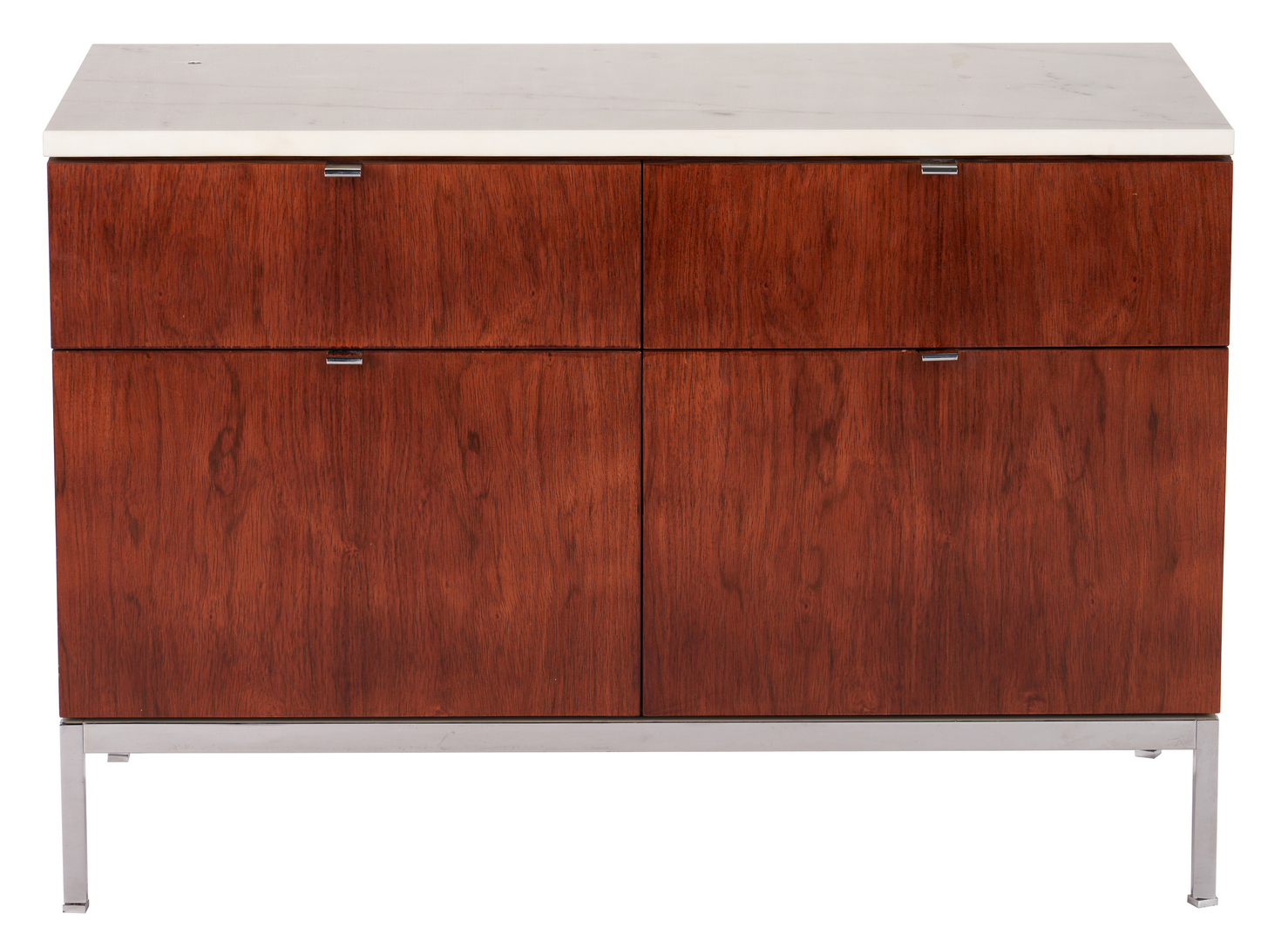 Lot 596: Mid-Century Florence Knoll Cabinet