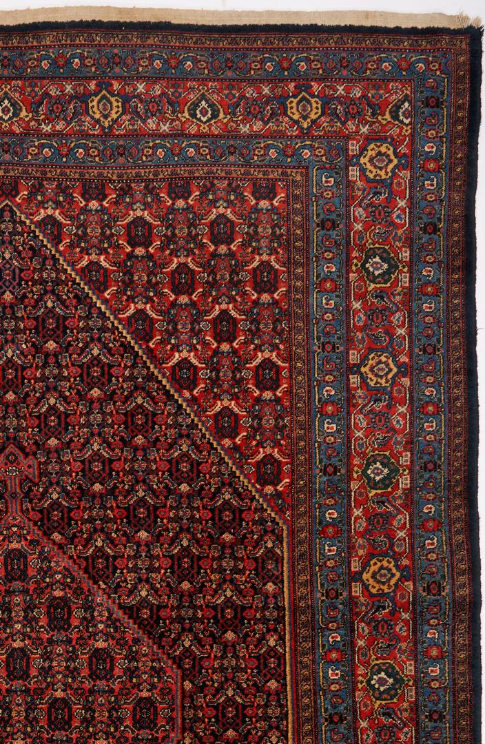 Lot 614: Persian Senneh Room Sized Carpet