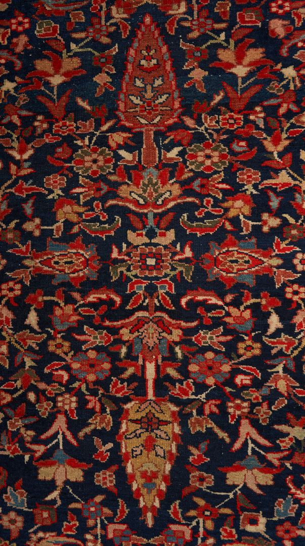 Lot 616: Large Persian Malayer Runner