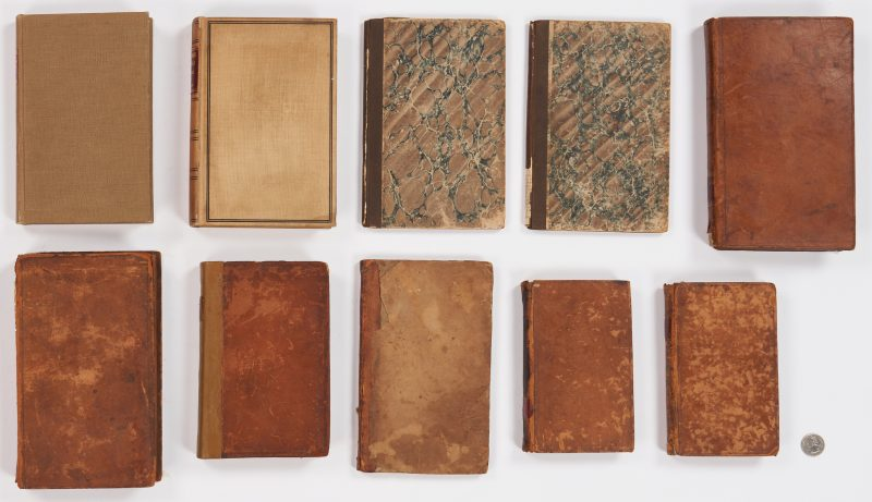 Lot 627: 10 TN Related Political Books