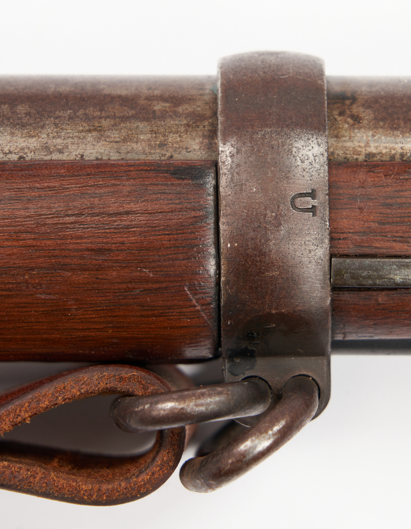"Lot 700: Springfield Model 1873 ""Trapdoor"" Rifle, .47 cal."