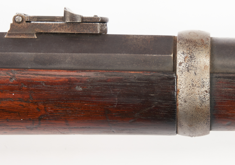Lot 701: Civil War Poultney & Trimble Smith's Patent Carbine, .50 cal.