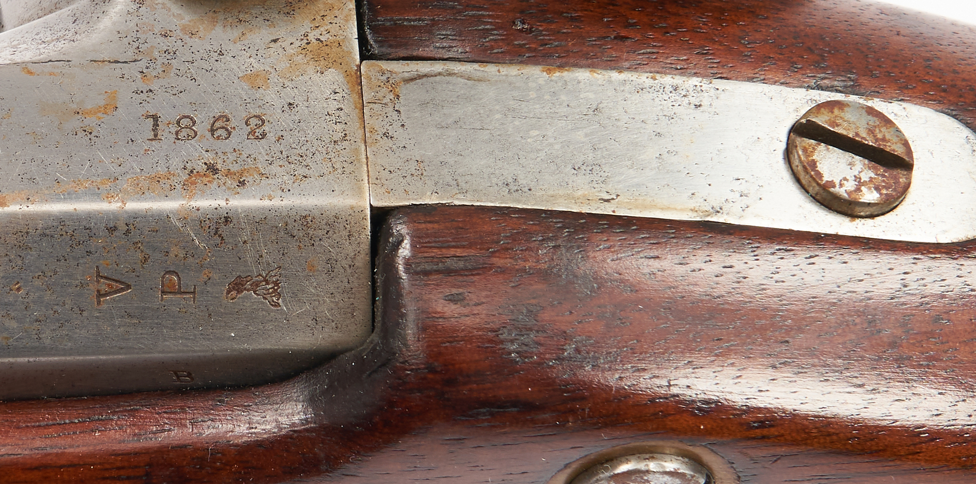 Lot 702: Norwich Arms Co. Contract M1861 Rifle-Musket, .58 cal.