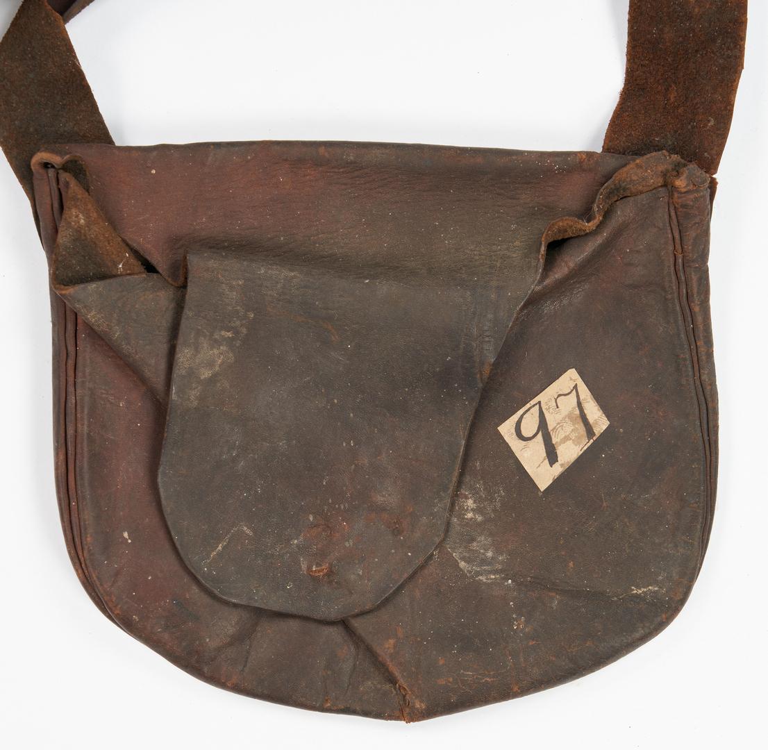 Lot 708: 6 Taylor Ephemera Items, incl. Civil War Pickups