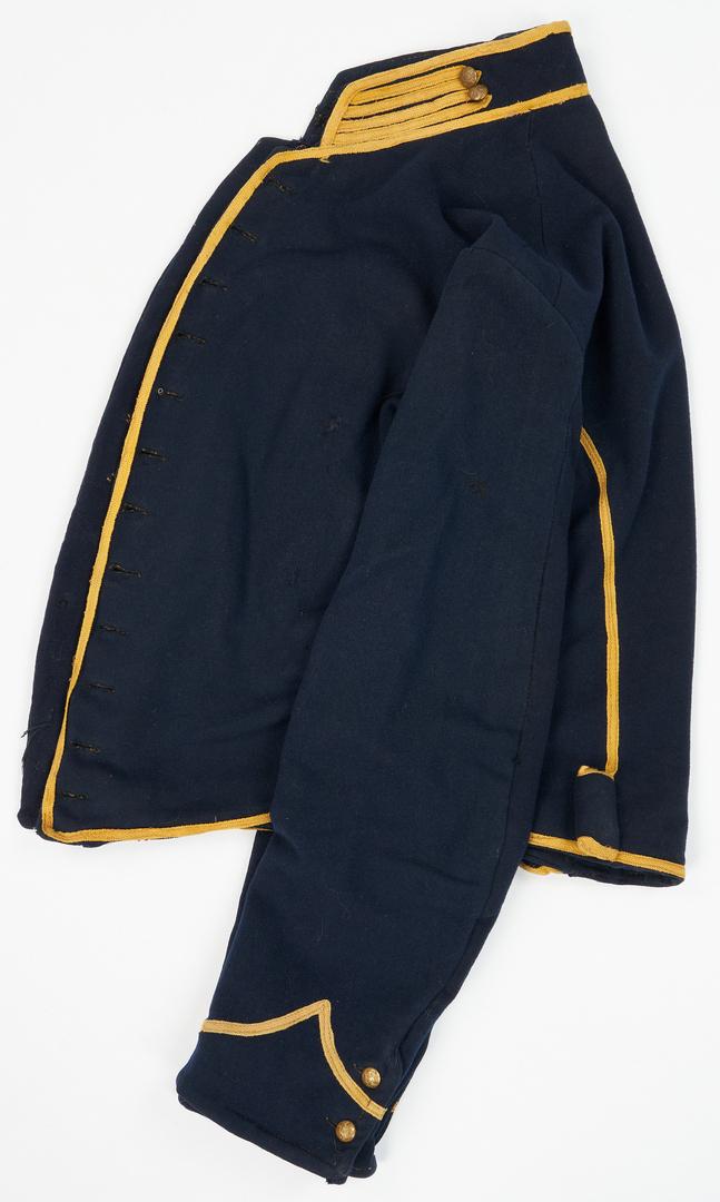 Lot 712: U.S. Union Cincinnati Arsenal Cavalry Jacket, Ohio Related