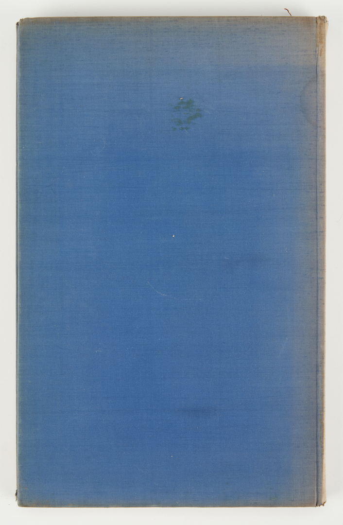 Lot 778: T. S. Eliot Signed Book, Collected Poems