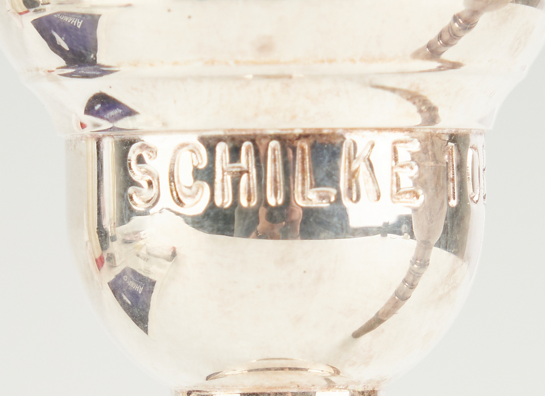 Lot 786: Schilke Model B6L Trumpet