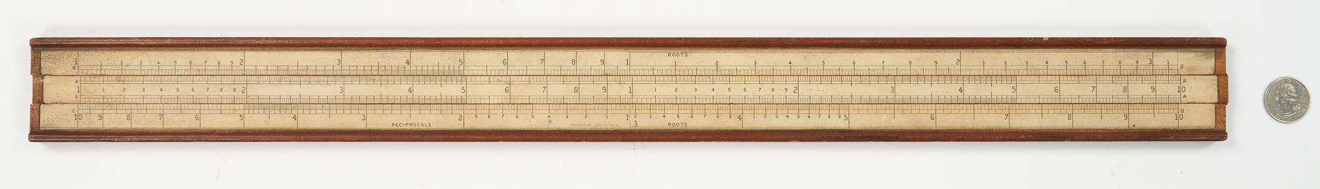 Lot 793: E.M. Scofield: The Engineers Slide Rule