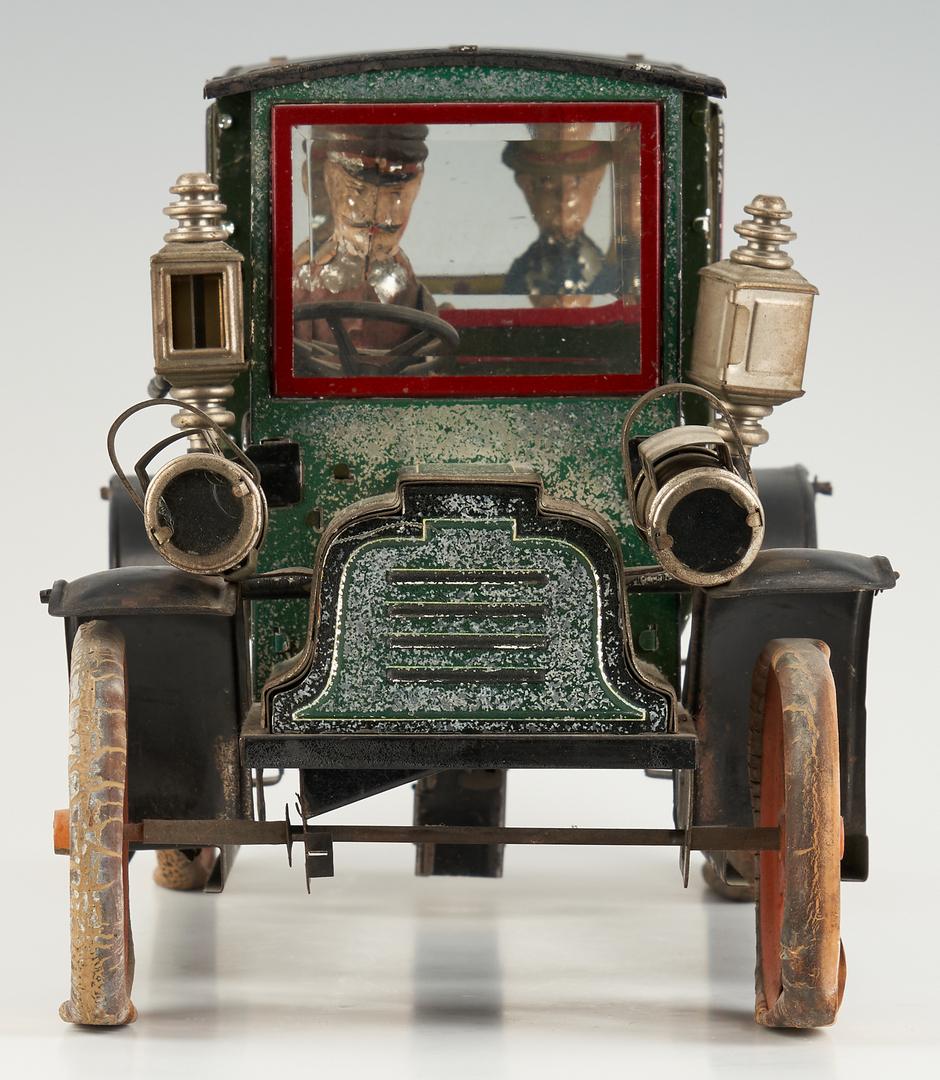 Lot 794: Carrette Metal Limousine Toy Car