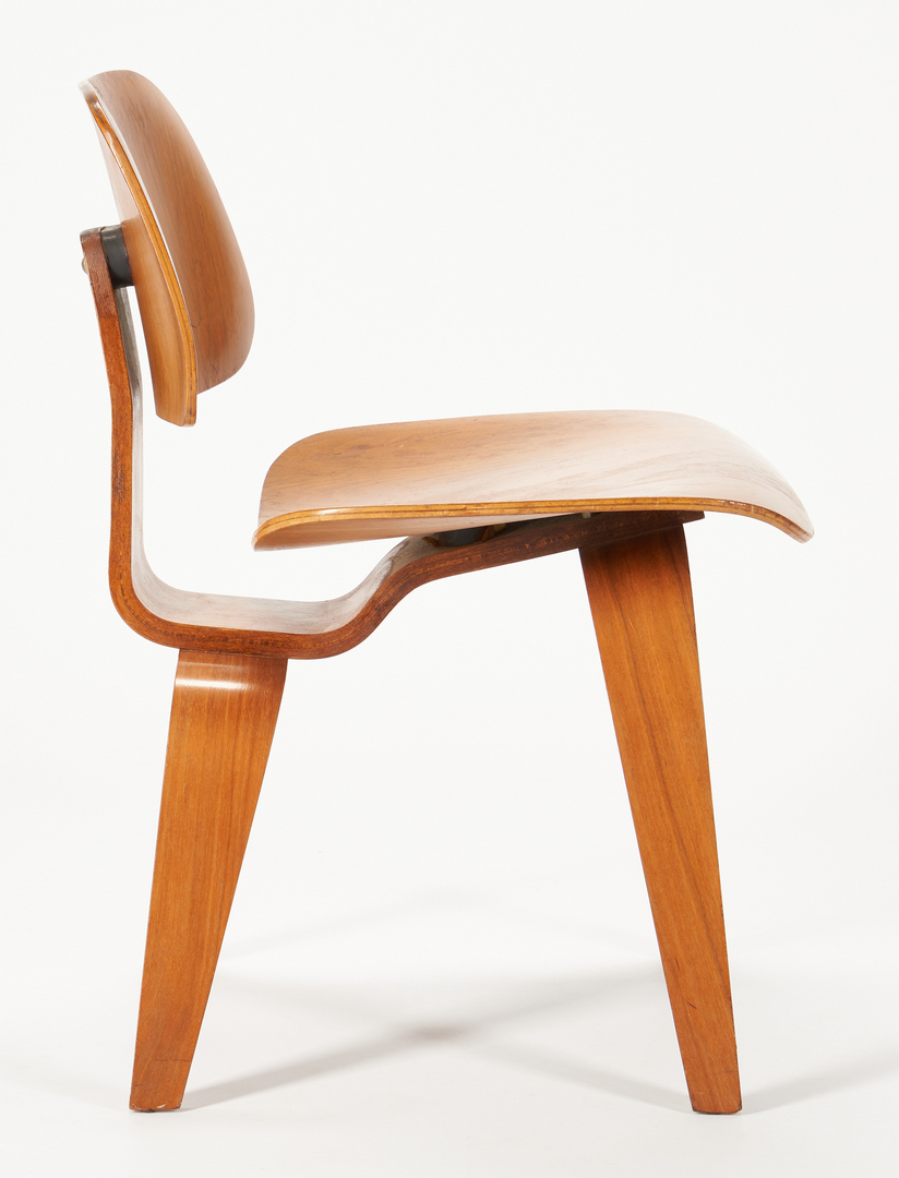 Lot 880: Eames Mid Century DCW Chair