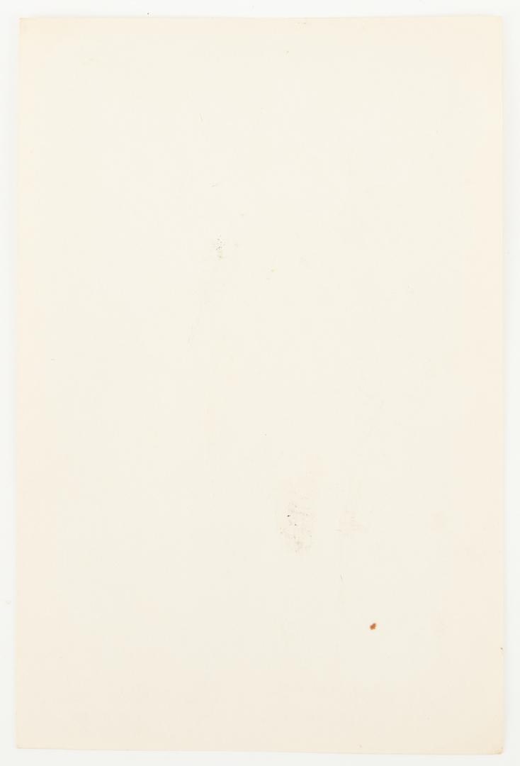 Lot 1002: 5 Carew Rice Silhouettes inc. TN Scenes