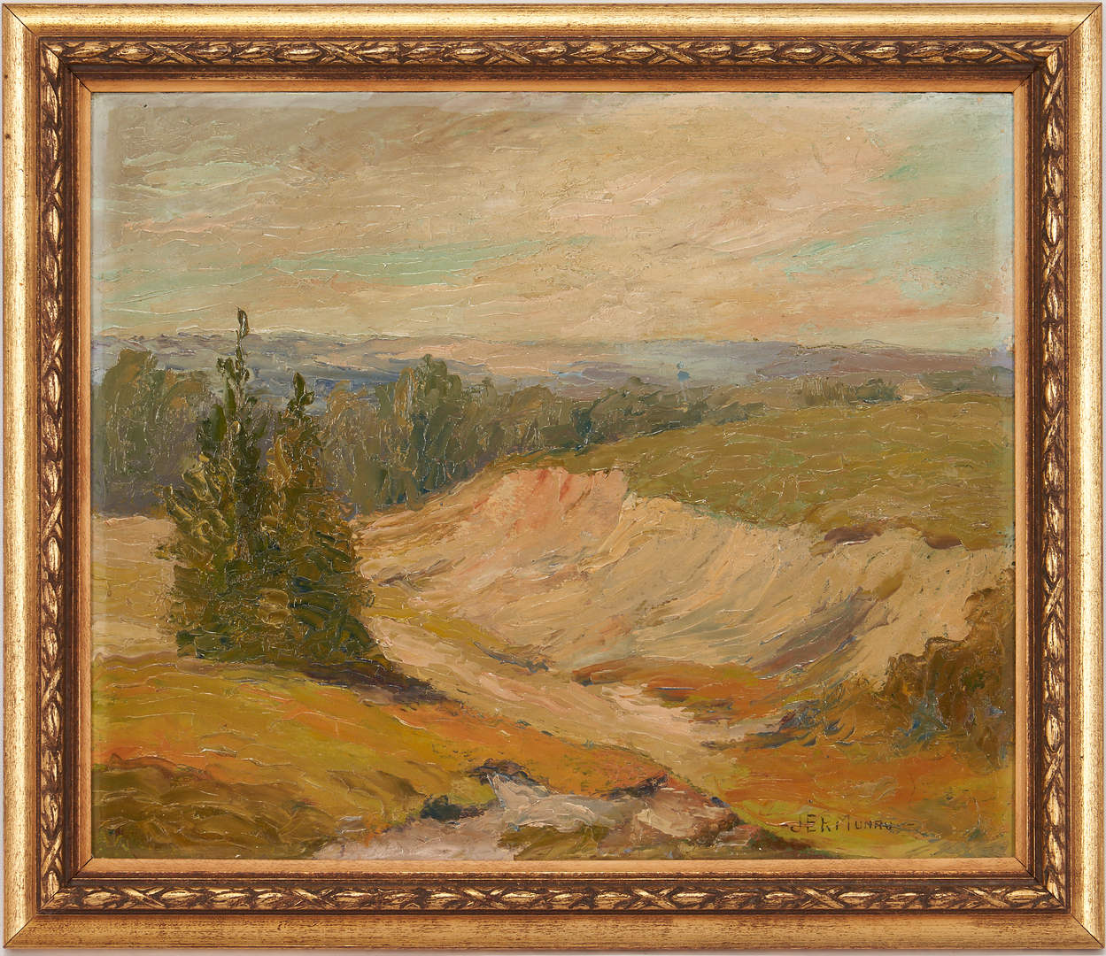Lot 1009: Jean Munro MacLean O/B, Canada Landscape