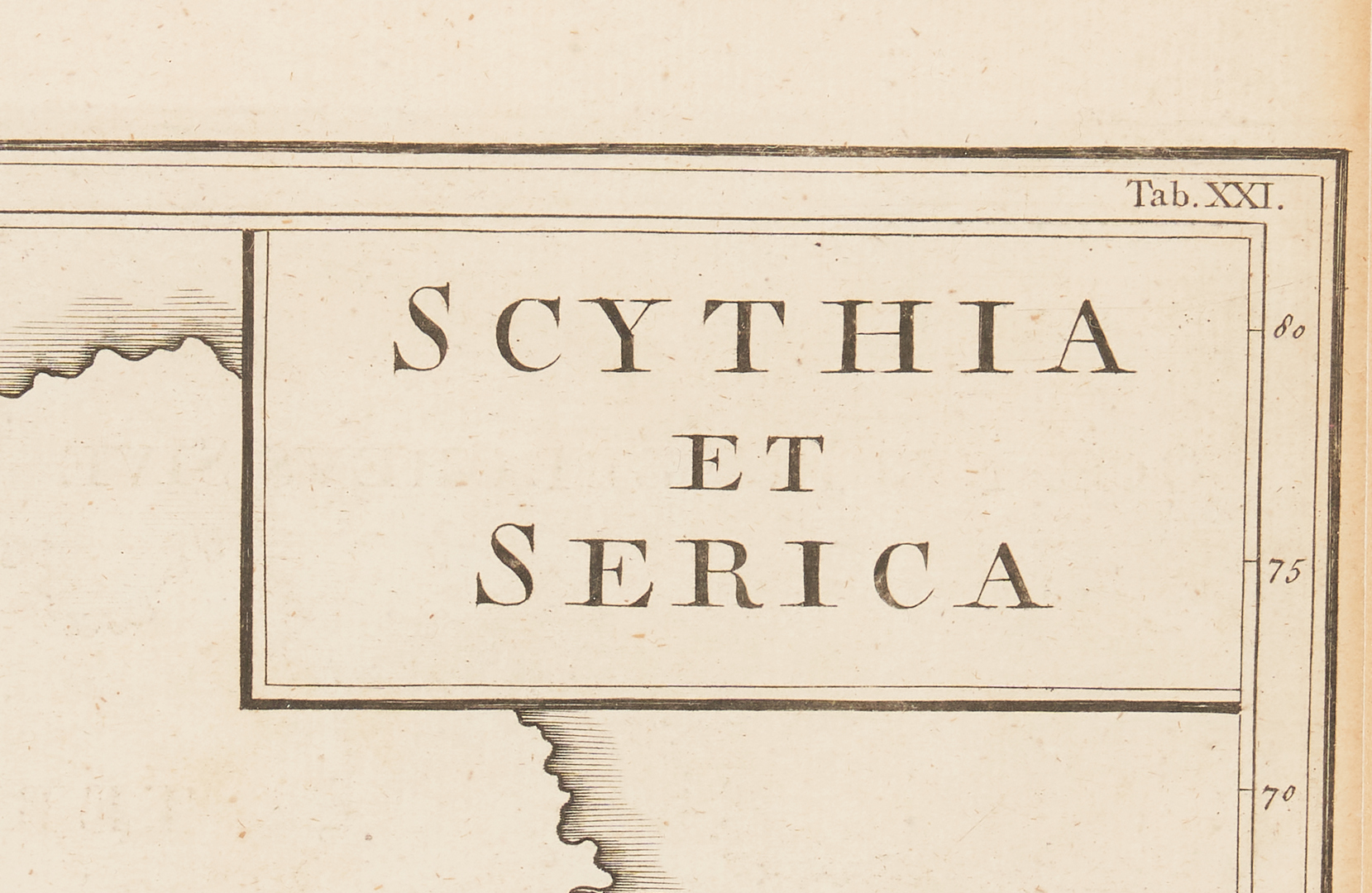 Lot 1071: 5 Russian & Spanish Maps, incl. Cellarius
