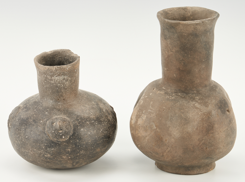 Lot 1115: 4 Mississippian Culture Pottery Pieces