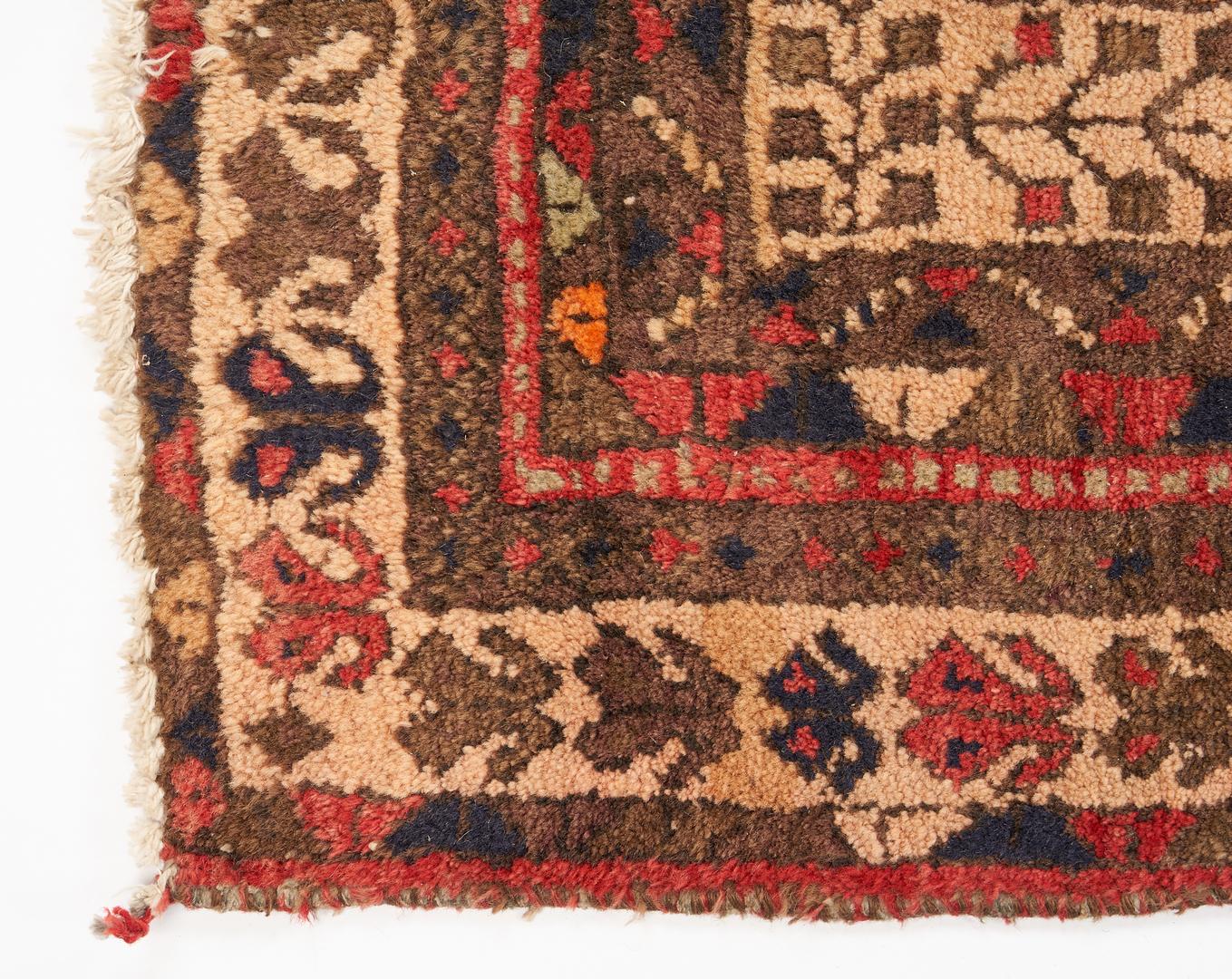 Lot 1130: Mid 20th Century Persian Afshar Rug