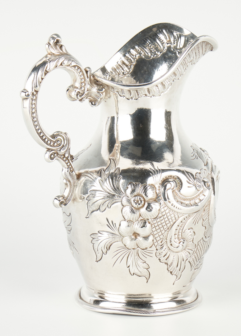 Lot 122: Kitts Agricultural Cream Pitcher or Milk Jug
