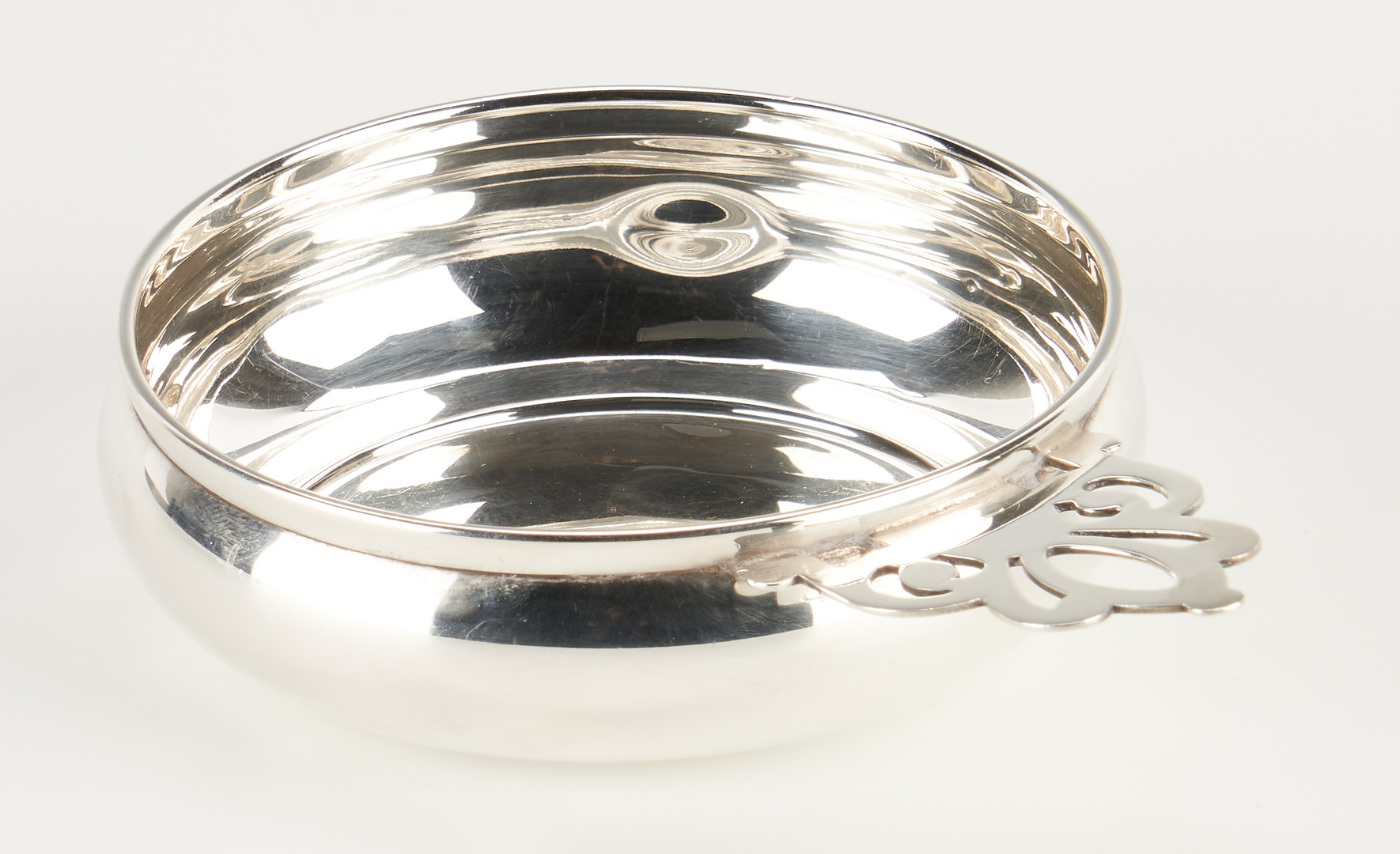 Lot 1230: 6 Sterling & Silver Plated Items, incl. Tiffany & Co.