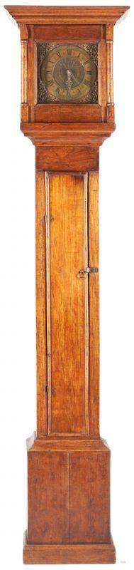 Lot 237: John Gilkes Shipston Tall Case or Longcase Clock