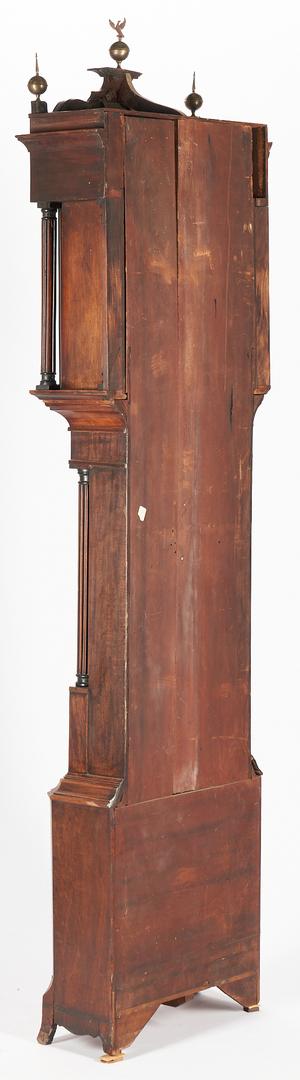 Lot 238: John Pickford Liverpool Tall Case Clock