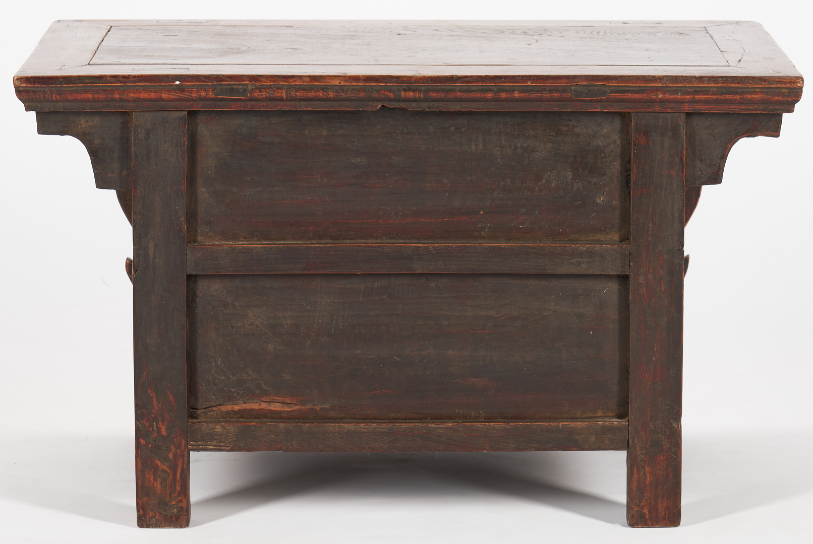Lot 26: Chinese Stand, Chair and Cabinet with Secret Compartments