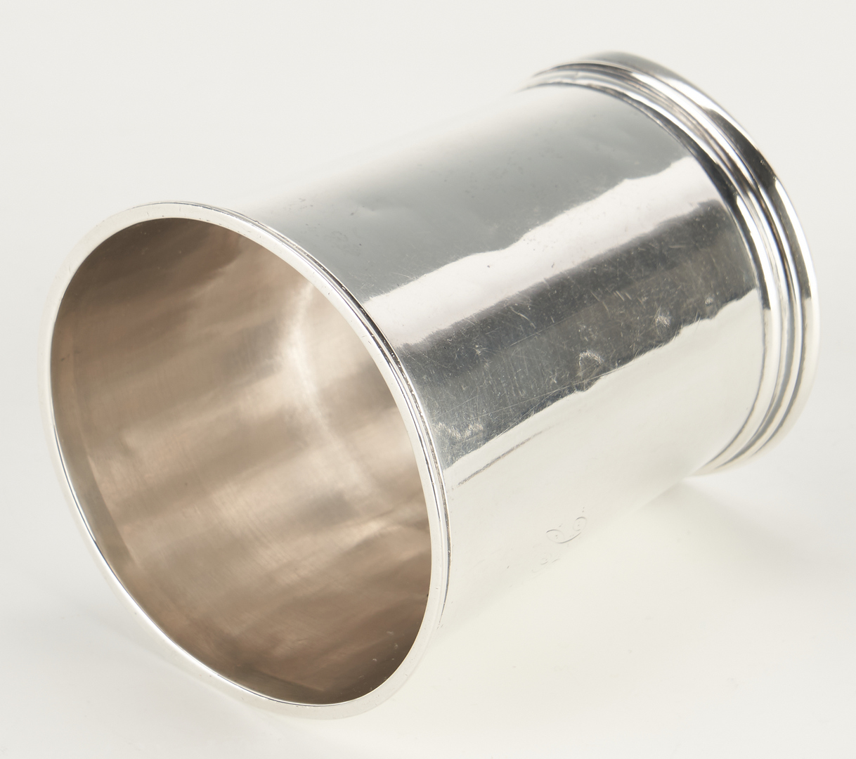 Lot 303: KY Coin Silver Julep Cup, Cutler, Lexington