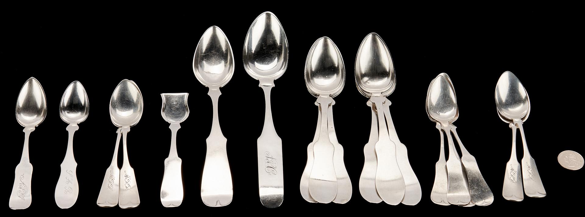Lot 307: 20 Barlow, Shepard Georgetown KY Silver Spoons