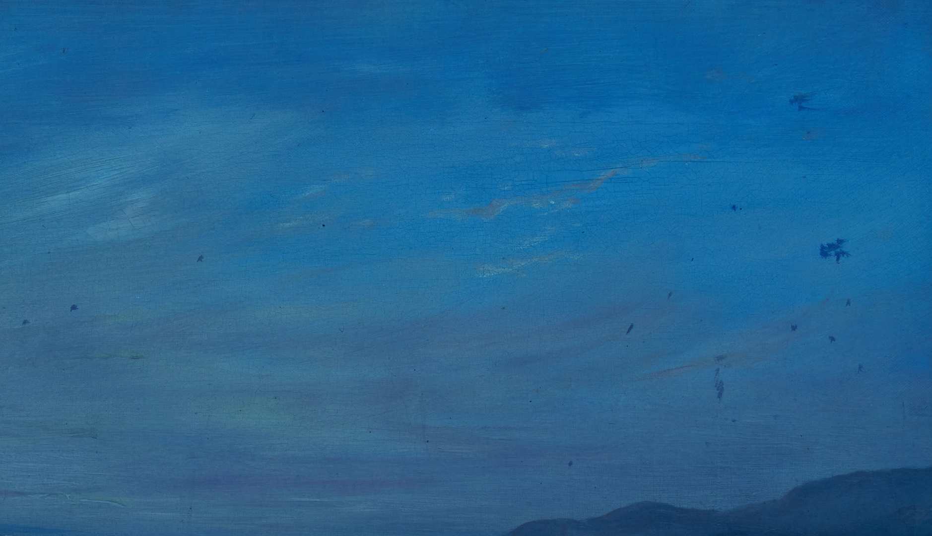 Lot 393: William McEvoy O/C Landscape Painting