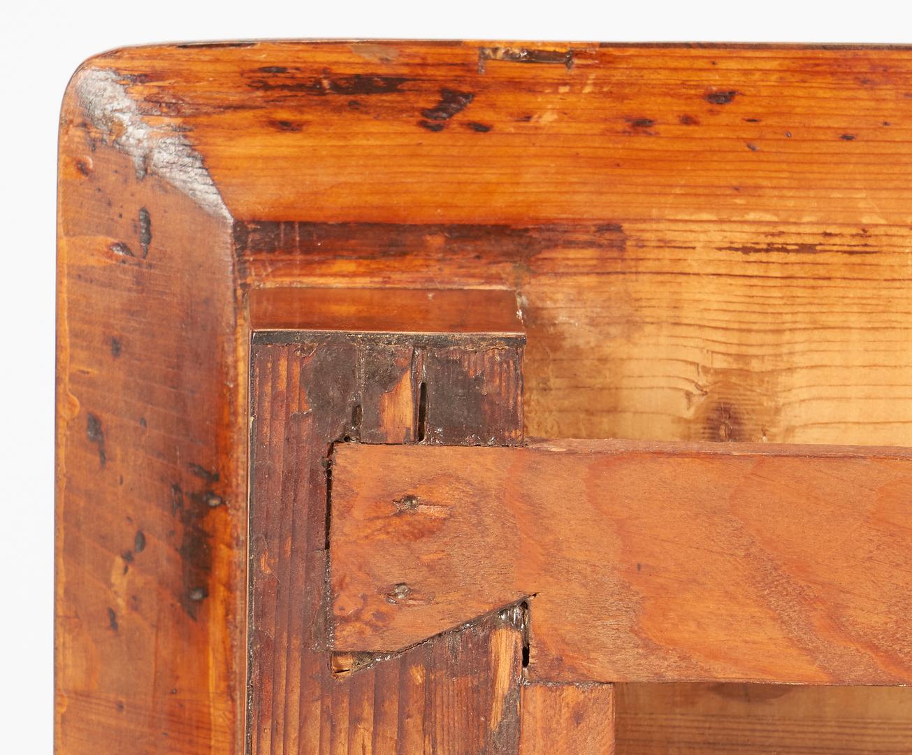 Lot 456: Austrian Biedermeier Occasional or Writing Table