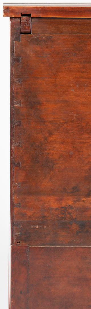 Lot 471: Tennessee Inlaid Hepplewhite Sugar Chest, attr. Nashville area