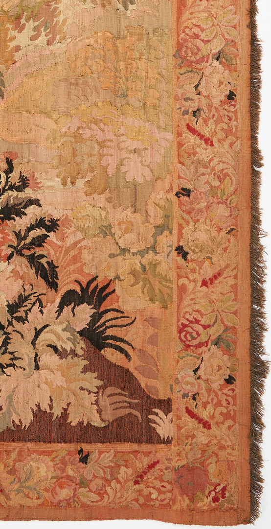 Lot 486: 18th Century Continental Wool Tapestry