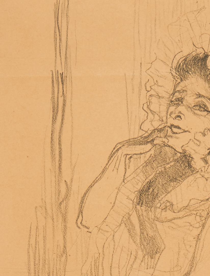 Lot 558: Toulouse Lautrec, Toutes ces Dames au Theatre