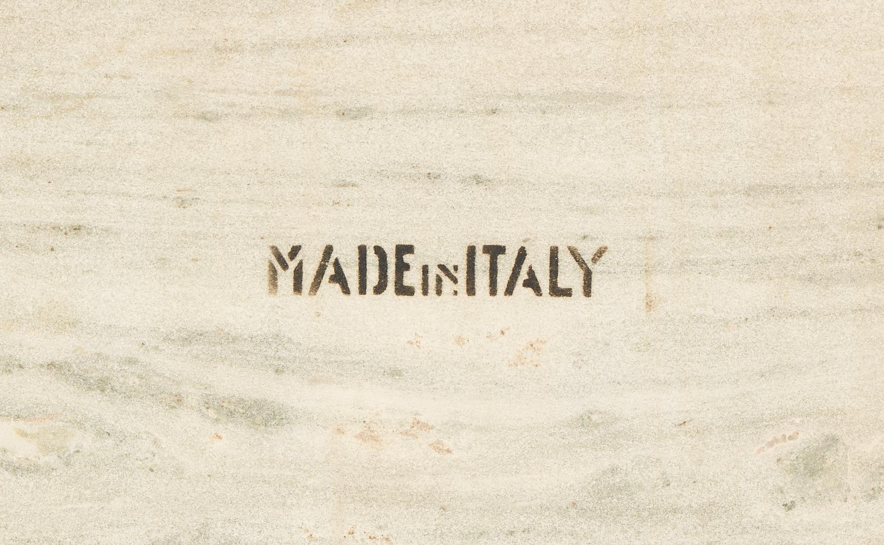 Lot 611: Italian Pietra Dura Coffee Table, manner of Richard Blow