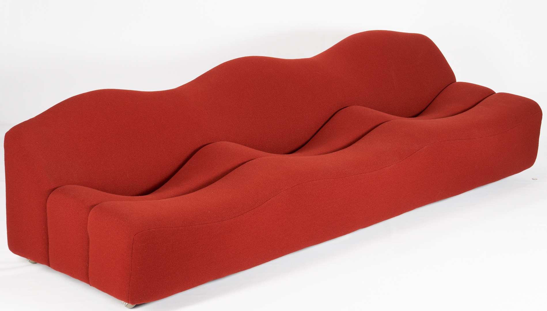 Lot 612: Pierre Paulin for Artifort ABCD Sofa 1 of 3